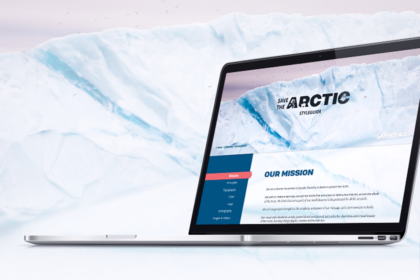 Save The Arctic Portfolio Image 1